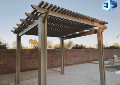 We Install Alumawood Shade Structures 2