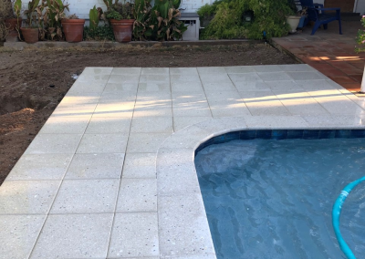 Shellock Atlantic Series Ivory Polished Artistic Pavers